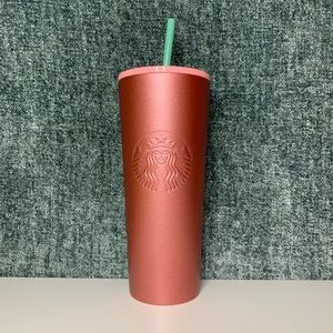 Starbucks Gradient Pink Stainless Steel Tumbler